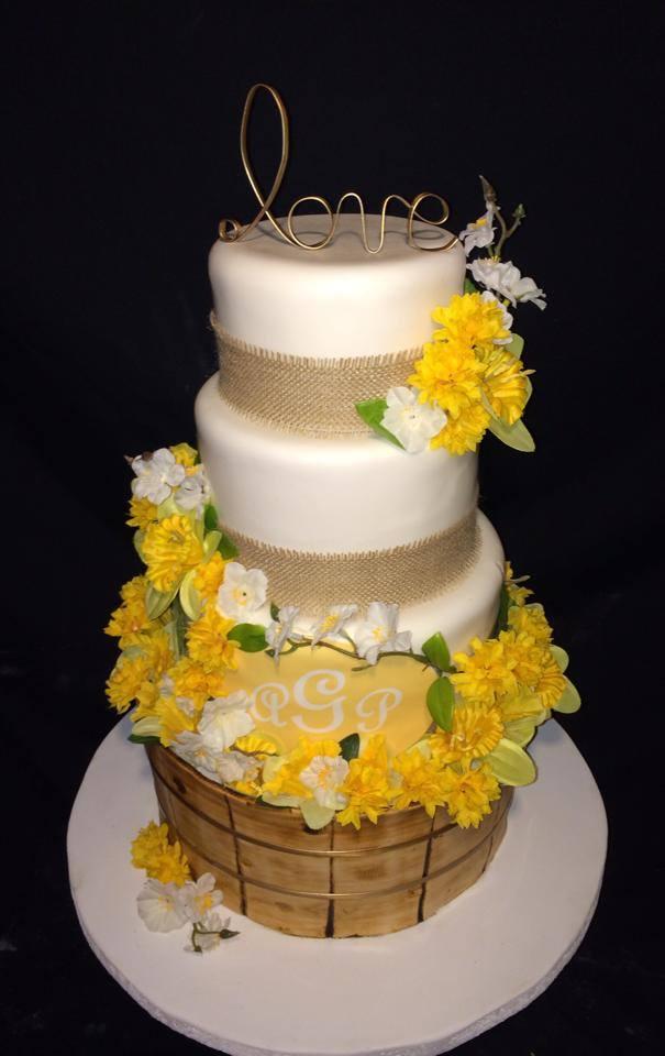 Wedding Cakes – Puddin\'s Cake Corner