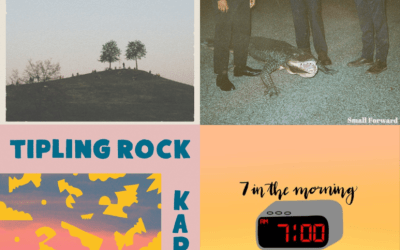 New Music: Adrian Prath, Small Forward, TIPLING ROCK, Josh Fudge