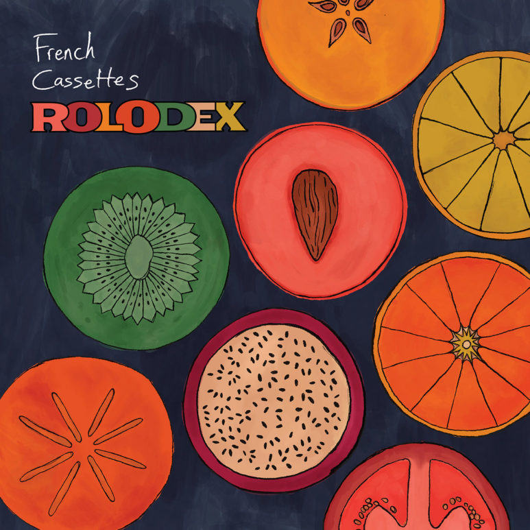 French Cassettes - Rolodex