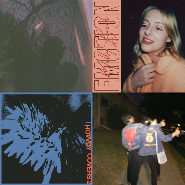 New Music from Cathedral Bells, Molly Burch, Hovvdy, and Aero Flynn