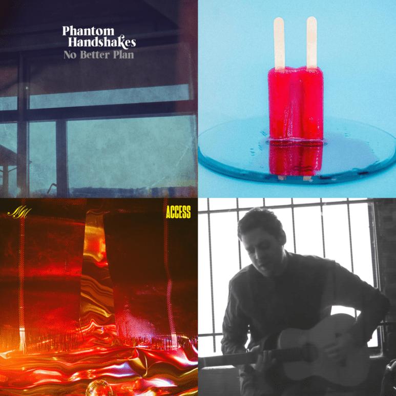 New music from Phantom Handshakes, TESSEL, Major Murphy, Dead Rituals