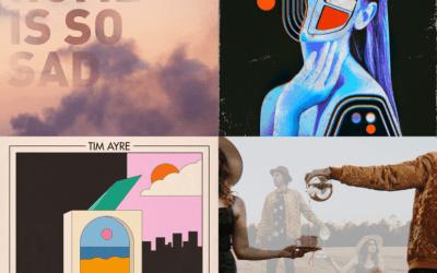 New music: Postcards, Kirk Francis, Tim Ayre, D'Indigo