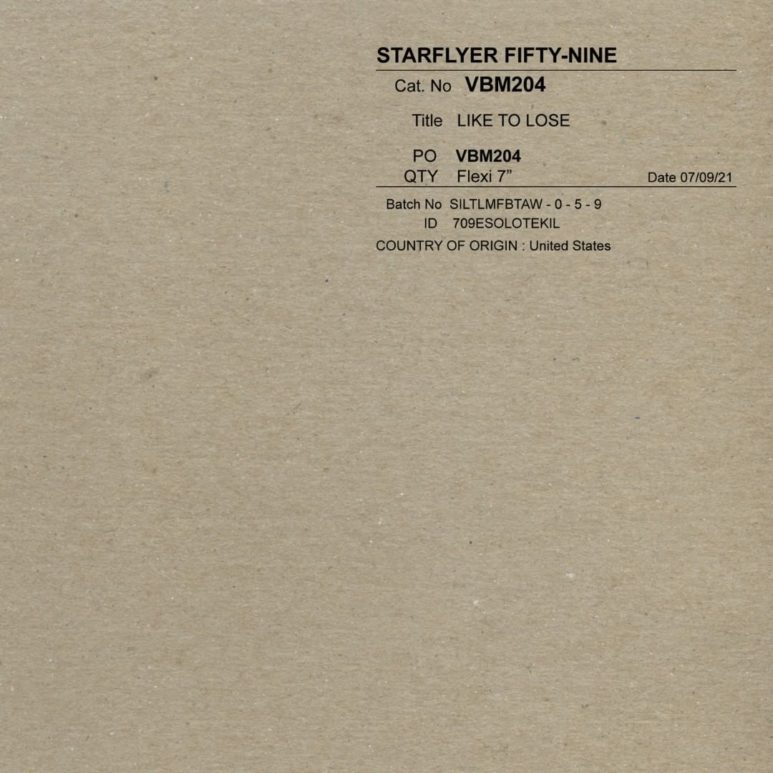Starfyler 59 - Like to Lose