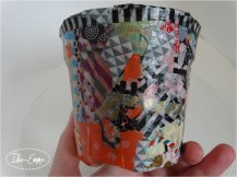 Photo - Tape Pot Side III