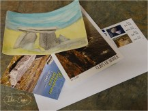 Outgoing mail from early in the month