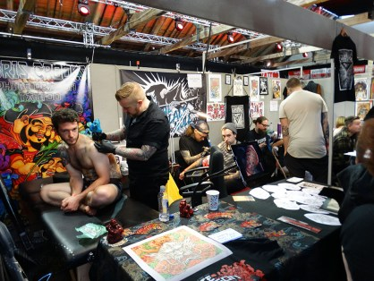 Photo - Tattoo Convention II