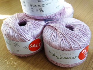 Photo - Pink Sale Yarn