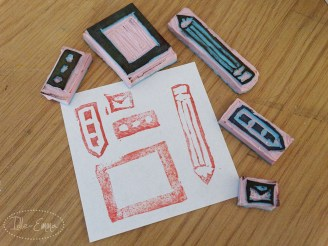 Photo - Stamp Making (3)
