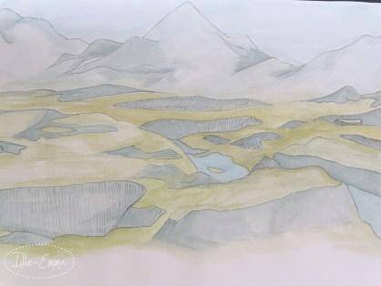 Photo - Fantasy World Sketch (10)