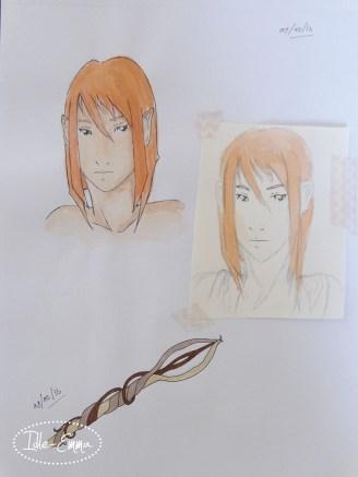 Photo - Fantasy World Sketch (3)
