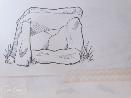 Photo - Fantasy World Sketch (6)
