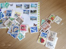 Photo - April 2016 - Incoming - Stamps from New Zealand