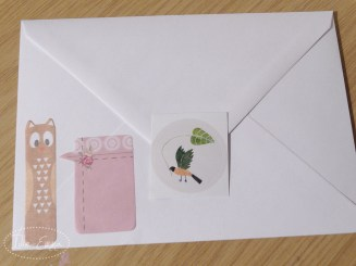 Photo - April 2016 - Outgoing - Envelope Back