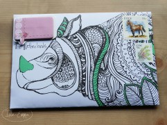 Photo - May 2016 - Outgoing - Rhino Envelope