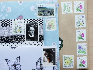 Photo - June 2016 - Outgoing - Stamps