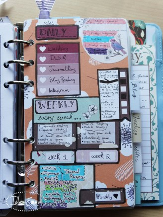 Photo - Planner Task List