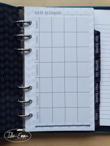 Photo - Giveaway - Personal Planner (4)