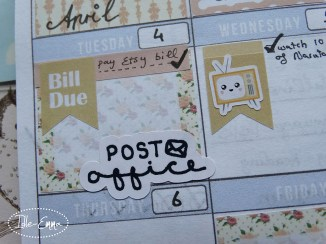 Photo - Personal Planner Pages April (4)
