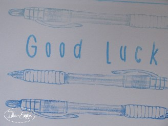 Photo - Good Luck Cards (5)