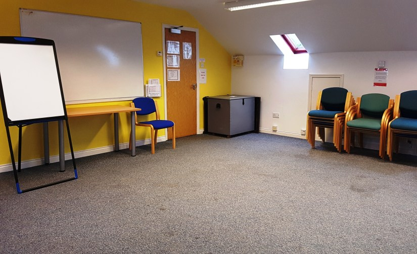Wellbeing room
