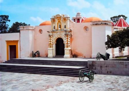 Fuertes de Loreto y Guadalupe, Puebla