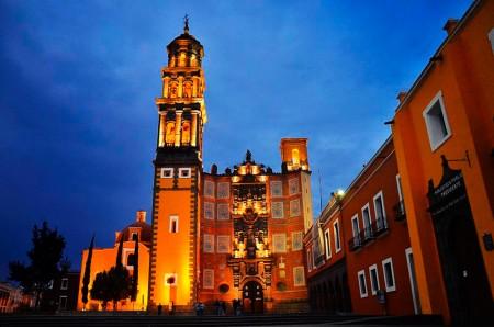 Templo de San Francisco, Puebla