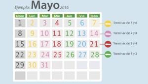 hoy no circula mayo