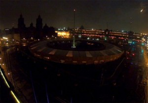 Fue un bólido, no un meteoro el objeto que iluminó el cielo de Puebla