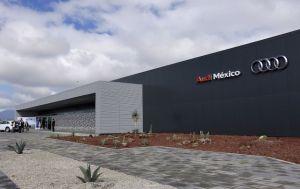 Audi abrirá nueva fábrica en Puebla en septiembre de 2016