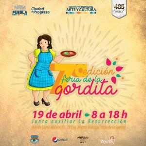 Feria de la Gordita 2017 en La Resurrección