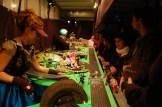 20+ box trucks transformed into creative spaces. San Francsco, December 11, 2010