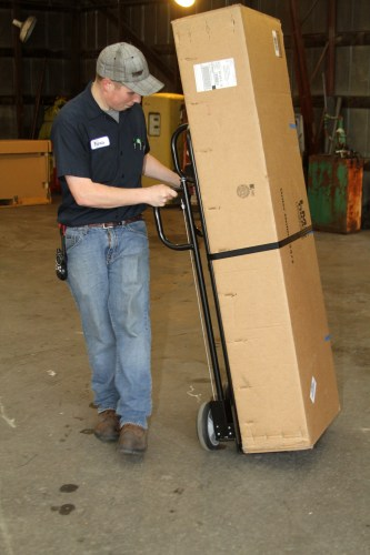 Multi-directional Hand Truck 360 and Attachit Strap for most dollies