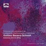pn097 Concurso de Composición Electroacústica y Electrónica Gustavo Becerra '12-'13