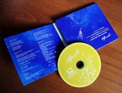 "Interior - CD ""Apacible"""