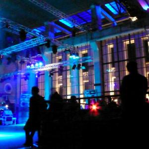 Del 08 al 12 de noviembre: Clubraum Berlín en Santiago, 2016