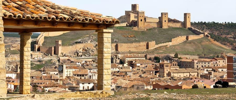 Molina de Aragón en Guadalajara