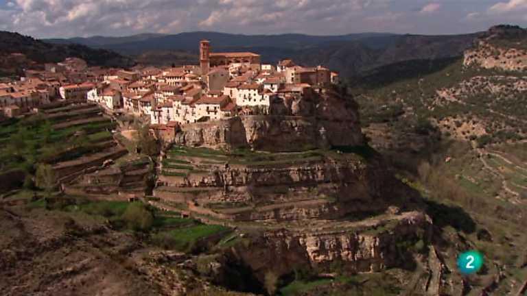 Cantaviejas en Teruel