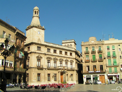 Reus, Tarragona, Cataluña