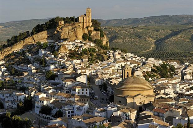 Montefrío en Granada