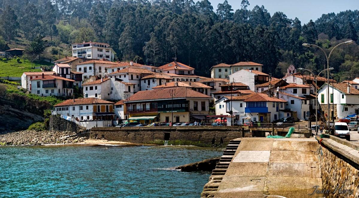 Tazones en Asturias