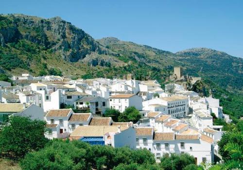 Vista de Zuheros -Hotel Zuhayra - Zuheros (Córdoba) -