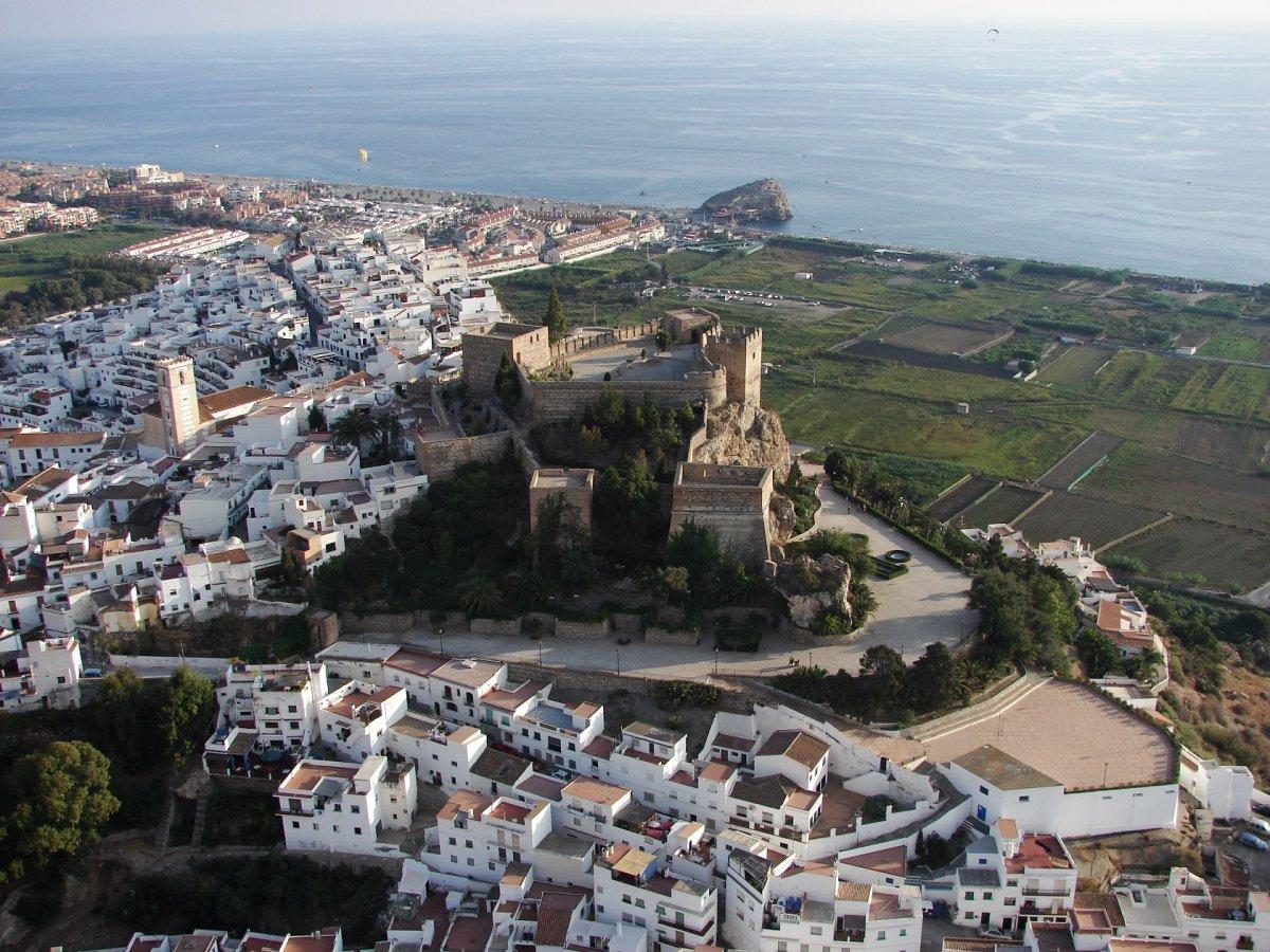 Salobreña en Granada