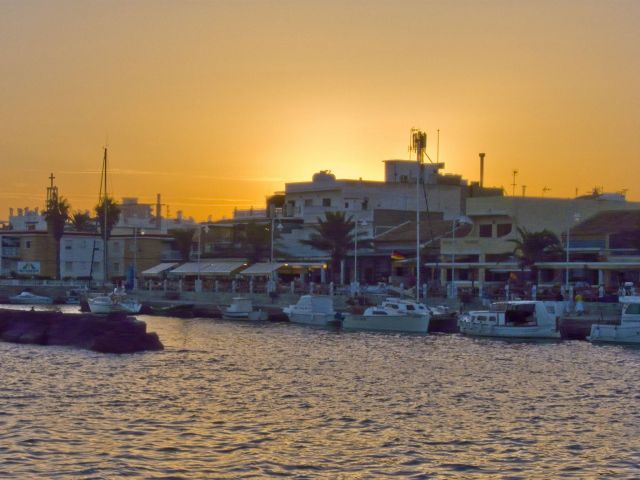 Cabo de Palos en Murcia