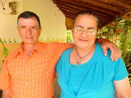 Juan Evangelista y Cantalicia Fernández