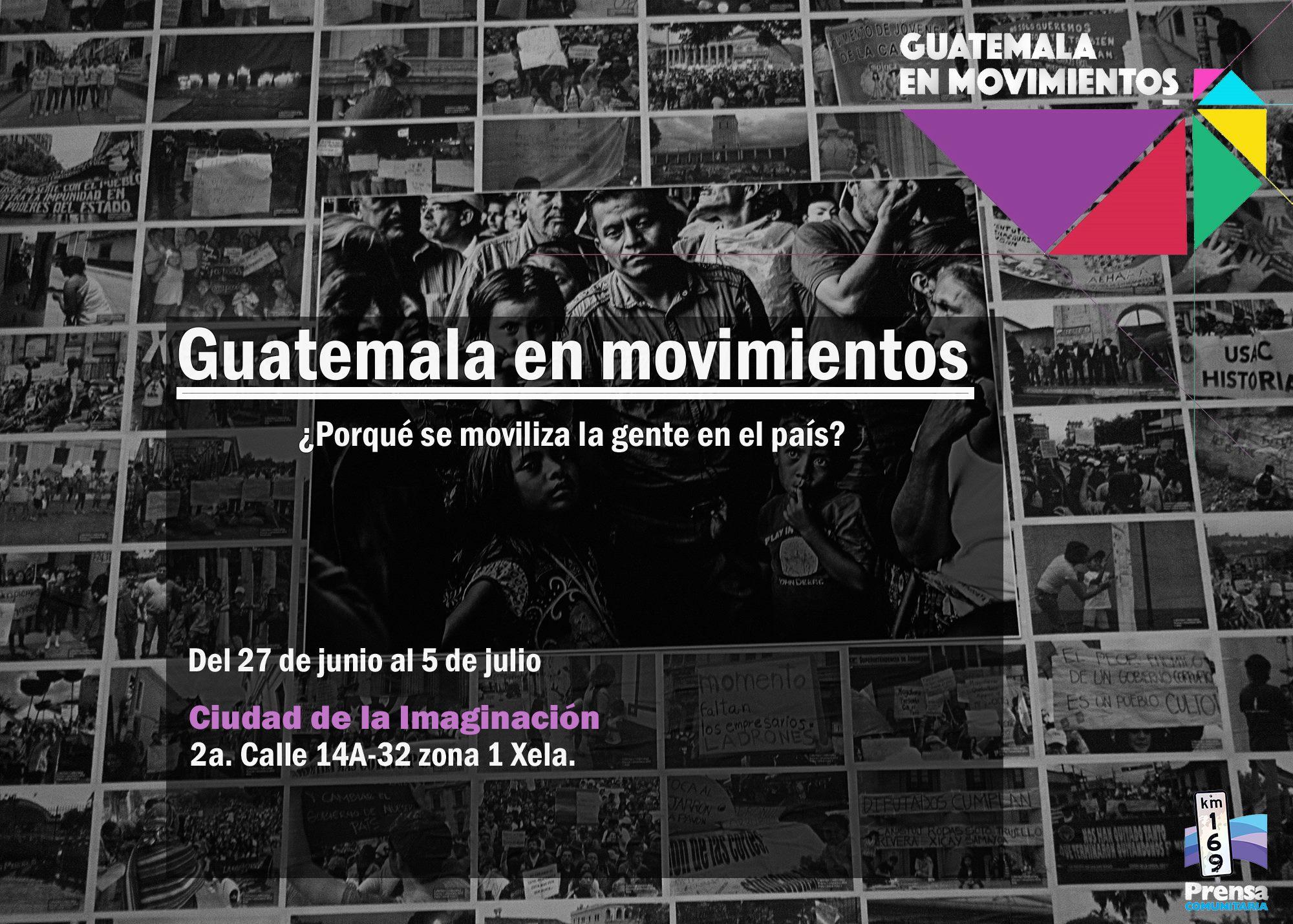 Guatemala en Movimientos