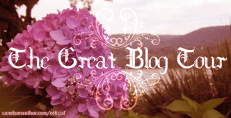 The Great Blog Tour