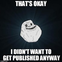 Forever alone author