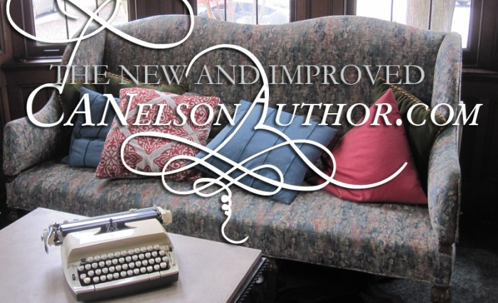 The new and improved CANelsonAuthor.com