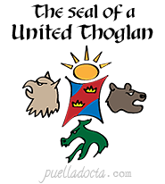 The Seal of a United Thoglan