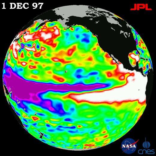 Eventos climatológicos extremos